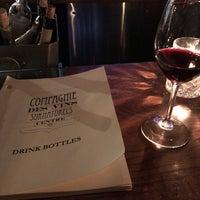 Снимок сделан в La Compagnie des Vins Surnaturels пользователем Peter B. 2/24/2017
