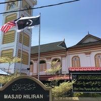 Photo taken at Masjid hiliran by Liyana S. on 8/31/2016