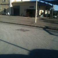 Photo taken at Stazione Patti by Antonio P. on 2/25/2014