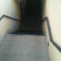 Photo taken at Stazione Patti by Antonio P. on 3/6/2014
