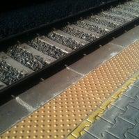 Photo taken at Stazione Patti by Antonio P. on 2/17/2014