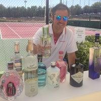 Photo taken at Las Rejas Open Club by Fernando R. on 7/12/2014