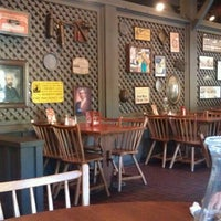 Photo taken at Cracker Barrel Old Country Store by Kim N. on 10/13/2012