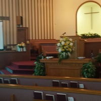 Photo taken at Tunnel Hill Baptist Church by brad f. on 9/1/2013