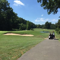 Photo taken at Van Cortlandt Park Golf Course by Mark K. on 7/26/2016