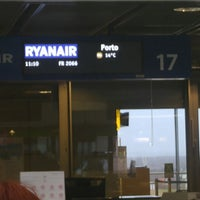Photo taken at Dortmund Airport 21 (DTM) by Muhammer E. on 12/31/2017