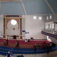 Photo taken at Al-Hambra Multifunction Hall-STEI Tazkia by Ady on 1/3/2014