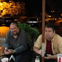 Photo taken at Amato Pizza by Tugrik on 9/23/2012