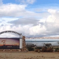 Photo taken at Mojave Air and Space Port by Tugrik on 1/6/2013