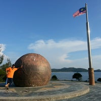 Photo taken at Tip Of Borneo by Zulkepli R. on 7/2/2013