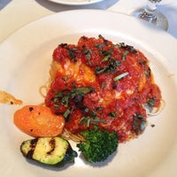 Photo taken at Bellini's Italian Cafe and Pizza by Alex B. on 4/16/2014