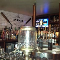 Photo taken at Publik Draft House by Ansley B. on 10/25/2012