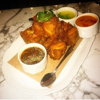 Photo taken at Asia de Cuba at Morgans by Food E. on 8/11/2015