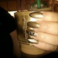 Photo taken at Starbucks by Tina L. on 1/15/2013