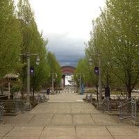 Photo taken at University of Washington Tacoma by Kim J. on 4/20/2013