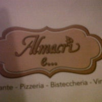 Photo taken at Almacrì by Valentina C. on 2/20/2013