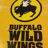 Photo taken at Buffalo Wild Wings Grill & Bar by Nyoka G. on 1/8/2013