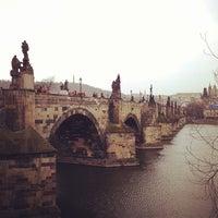 4/12/2013 tarihinde BAD DUCK C.ziyaretçi tarafından Karl Köprüsü'de çekilen fotoğraf