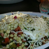 Photo taken at Chipotle Mexican Grill by Tiana B. on 3/11/2014