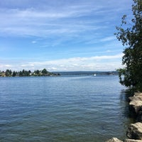 Photo taken at Arboretum Waterfront Trail by Mark J. on 7/1/2016