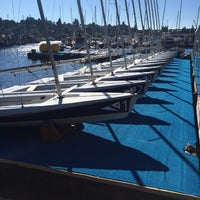 Photo taken at Seattle Yacht Club by Mark J. on 7/8/2014