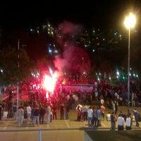 Photo taken at Cumhuriyet Parkı by Serdar Songül A. on 6/3/2013