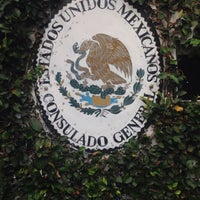 Photo taken at Consulado Geral do México by Luisa R. on 10/13/2015