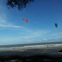 Photo taken at Duta Village Beach Resort by Kamil M. on 12/21/2012