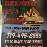 Photo taken at Black Forest Pies And Grinders by @49ergirl on 12/29/2013