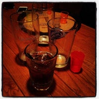 Photo taken at Railhouse Restaurant & Tap Room by Efstathios P. on 10/2/2013