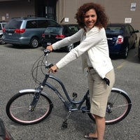 Photo taken at Steed Cycles by Phil L. on 7/27/2013