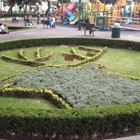 Photo taken at Parque de los Venados by Yair M. on 11/8/2012