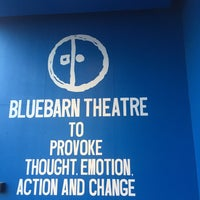 Photo taken at Blue Barn Theater by Margaret S. on 2/19/2017