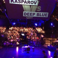 Photo taken at Park Avenue Armory by Keri C. on 9/7/2013