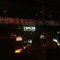 Photo taken at Opium by HeMoShA C. on 6/8/2013