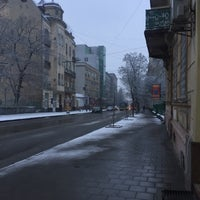 Photo taken at Zelena Street by Bozhena K. on 12/2/2017