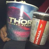 Photo taken at Cinemark by Duda D. on 11/8/2013