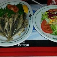 Photo taken at Yeşillik balık & salata by TC Gökhan E. on 3/3/2015