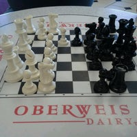 Photo taken at Oberweis Dairy by Becky T. on 8/11/2013