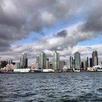 Photo taken at San Diego Bay by DJ JOSH L. on 6/4/2013