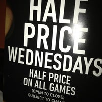Photo taken at Dave & Buster's by Carrie S. on 1/10/2013