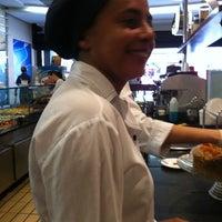 Photo taken at Viena Café by David M. on 12/16/2012