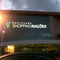 Foto tirada no(a) Boulevard Shopping Nações por Diego M. em 2/26/2013