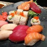 Photo taken at Wild Sushi & Ramen by Mia'lei G. on 2/23/2013