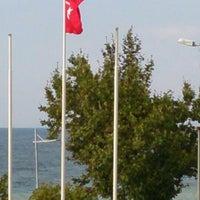 Photo taken at Ergenekon Cay Bahcesi by Tubita on 8/11/2013