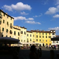 Photo taken at Piazza dell'Anfiteatro by Massimo C. on 10/6/2012