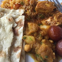 Photo taken at Moghul Fine Indian Cuisine by Denee H. on 4/17/2015