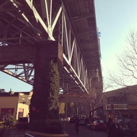 Photo taken at Granville Island by David D. on 3/30/2013