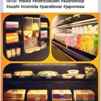 Foto diambil di Teikit Sushi Shop oleh Magdiux B. pada 8/14/2014
