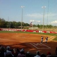 Photo taken at Rhoads Stadium by Will on 4/10/2013